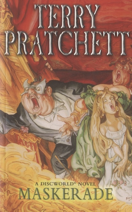 Фото - Pratchett T. Maskerade pratchett terry maskerade