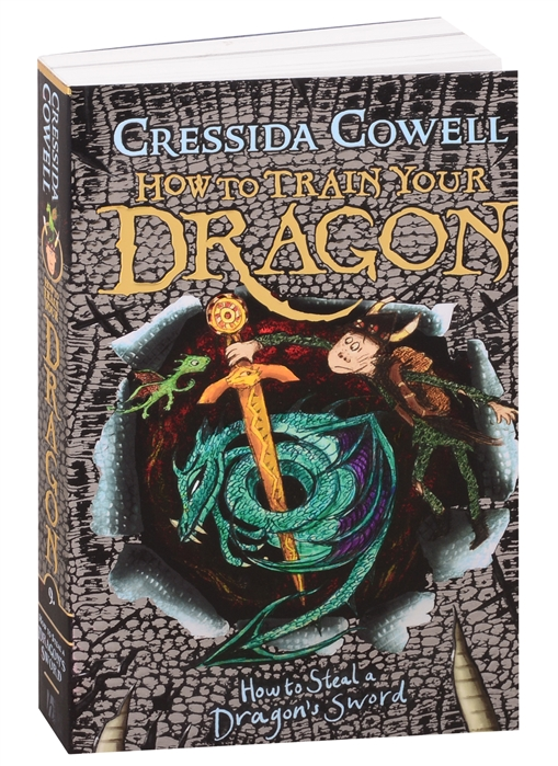 Cowell C. How to Train Your Dragon How to Steal a Dragon s Sword c s lewis how to pray