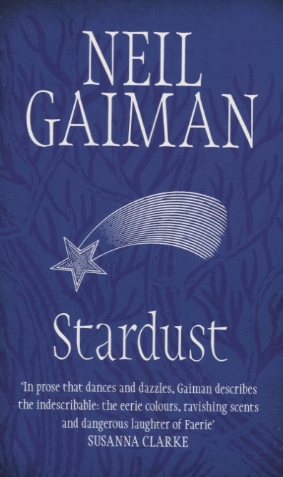 gaiman n m is for magic Gaiman N. Stardust