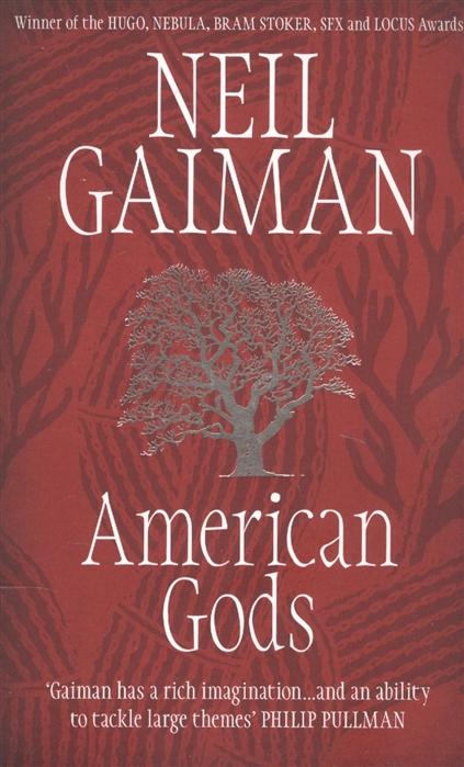 gaiman n m is for magic Gaiman N. American Gods