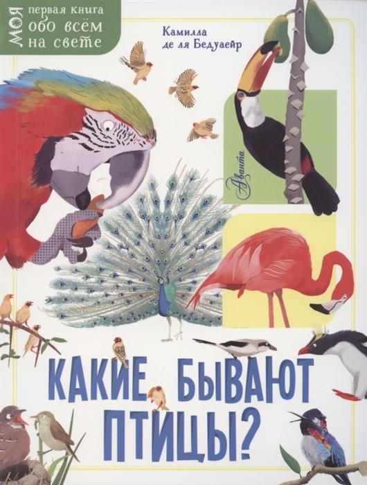 Купить Какие бывают птицы, АСТ, Первые энциклопедии для малышей (0-6 л.)