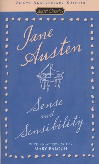 jane austen sense and sensibility Austen J. Sense and Sensibility