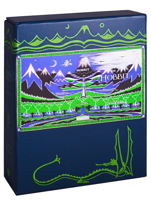 tolkien j tales from the perilous realm Tolkien J. The Hobbit Facsimile Gift Edition