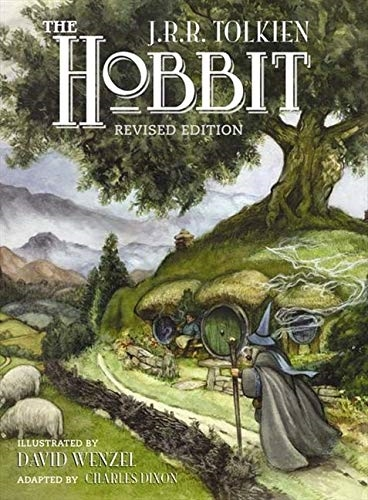 tolkien j r r the two towers Tolkien J. The Hobbit