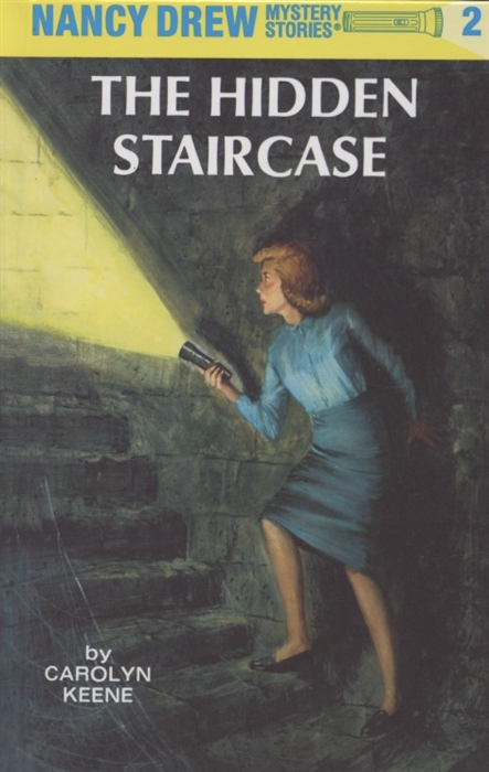 nancy drew 38 the mystery of the fire dragon Keene C. Nancy Drew Mystery Stories Book two The Hidden Staircase