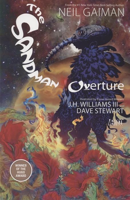gaiman n m is for magic Gaiman N. The Sandman Overture