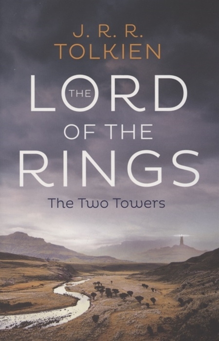tolkien j r r the two towers Tolkien J. The Lord of the Rings The Two Towers Second part