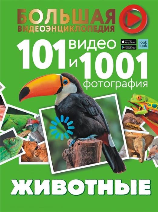 Хомич Е., Вайткене Л. Животные 101 видео и 1001 фотография недорого