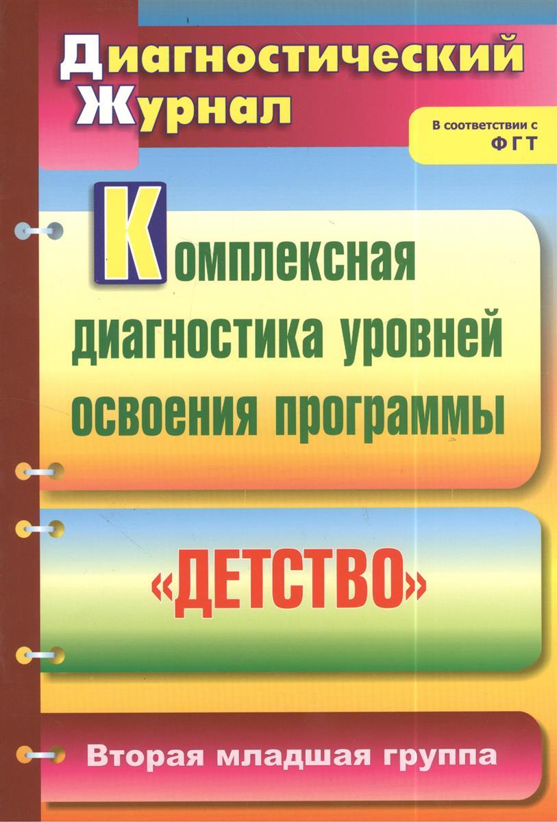 Мартынова Е. (авт.-сост.) Комплексная диагностика уровней освоения программы