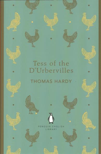 Hardy T. Tess of the D`Urbervilles
