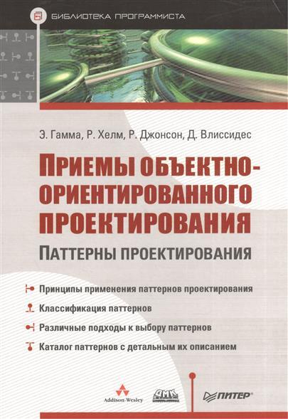 Гамма Э., Хелм Р. и др. Приемы объектно-ориентированного проектирования щипцы для завивки scarlett sc hs60591