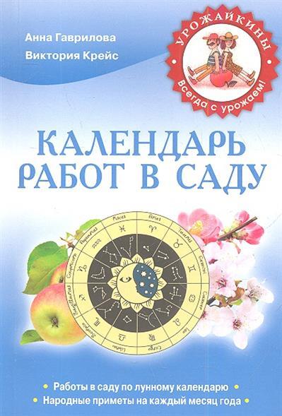 Календарь работ в саду