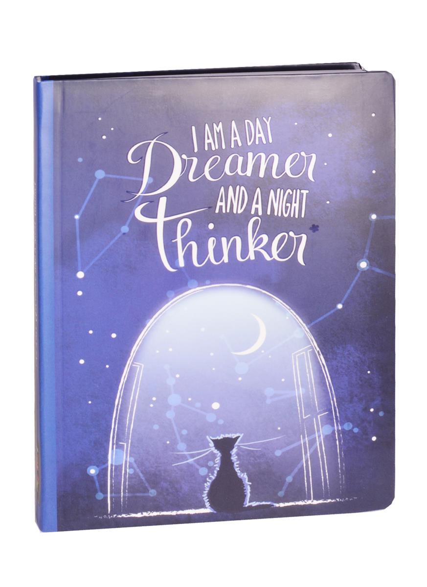 Блокнот I am a Day Dreamer
