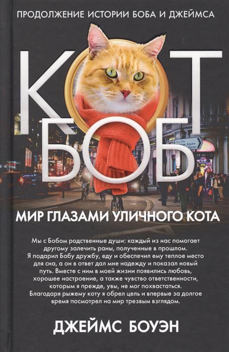 Боуэн Дж. Мир глазами уличного кота литтон дж привет мир