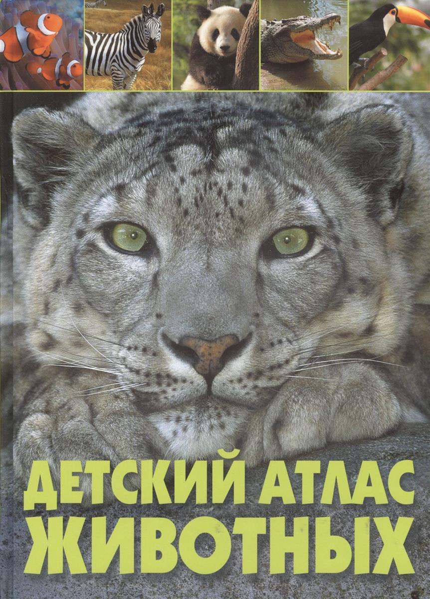 Любка М. Детский атлас животных