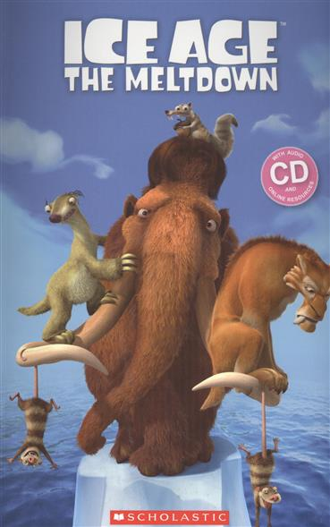 Davis F. Ice Age: The Meltdown. Level 2 (+CD) davis f edit the jungle book man trap level 1 cd