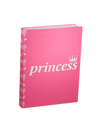 Блокнот Princess