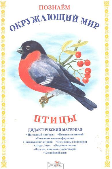 Птицы Дидакт. матер.