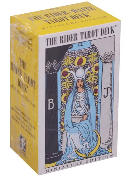 The Rider tarot deck. Miniature edition / Таро Уэйта мини
