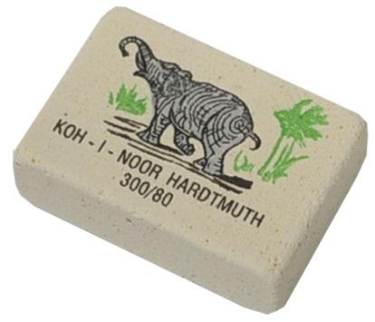 Ластик Elefant 300/80, KOH-I-NOOR