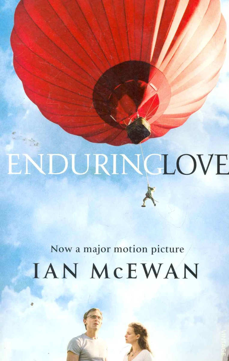 McEwan I. McEwan Enduring Love mcewan i on chesil beach isbn 9781784705565