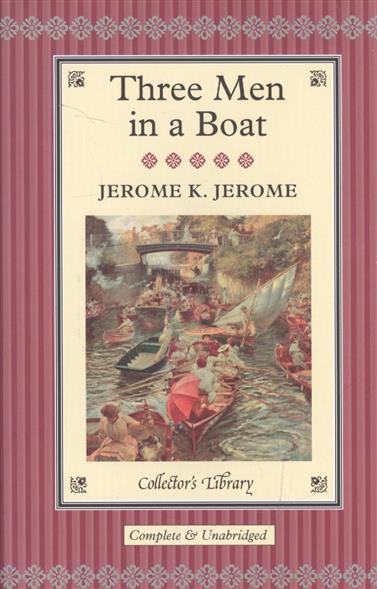 Jerome K. Three Men in a Boat часы romain jerome