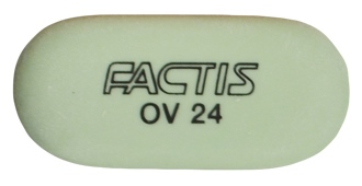 "Ластик ""OV24"", Factis"