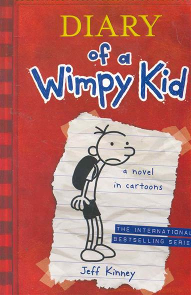 Kinney J. Diary of a Wimpy Kid