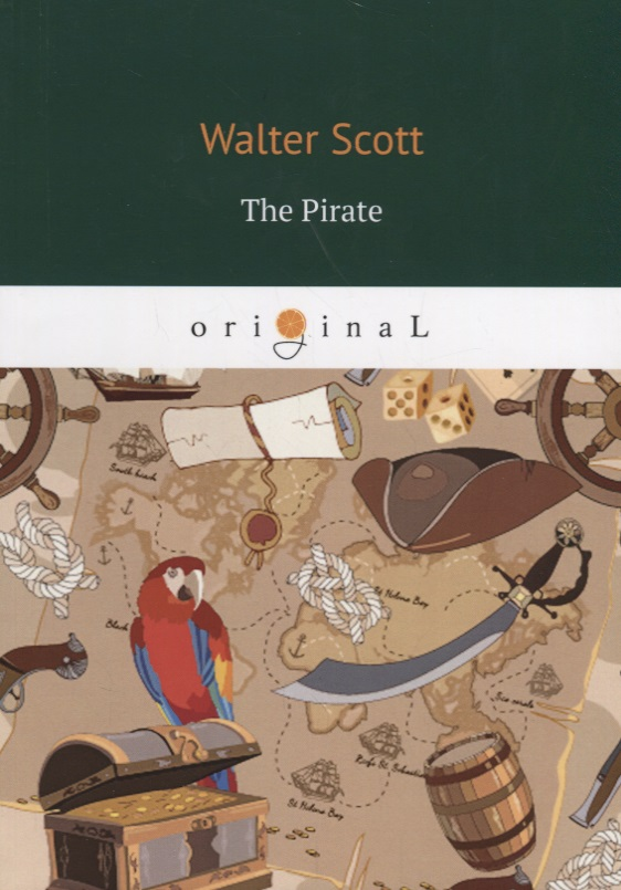 Scott W. The Pirate
