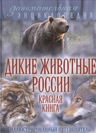 Дикие животные России. Красная книга. Иллюстрированный путеводитель