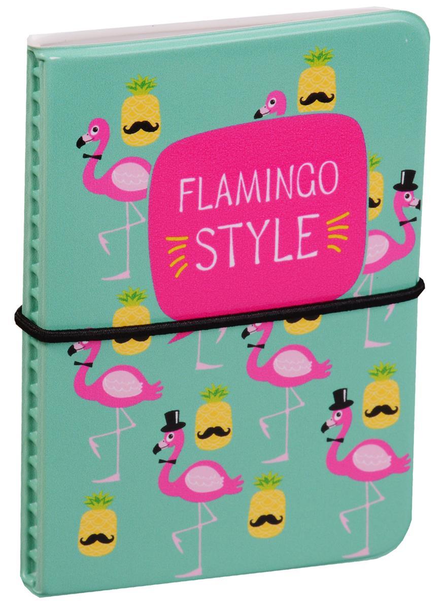 Визитница Flamingo style