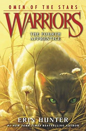 Hunter Е. Warriors: Omen of the Stars #1: The Fourth Apprentice hunter е warriors omen of the stars 1 the fourth apprentice