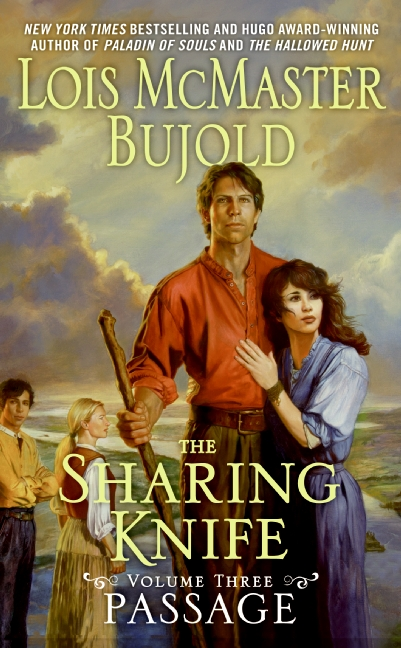 Bujold L. The Sharing Knife Passage godfrey sempungu sharing the burden