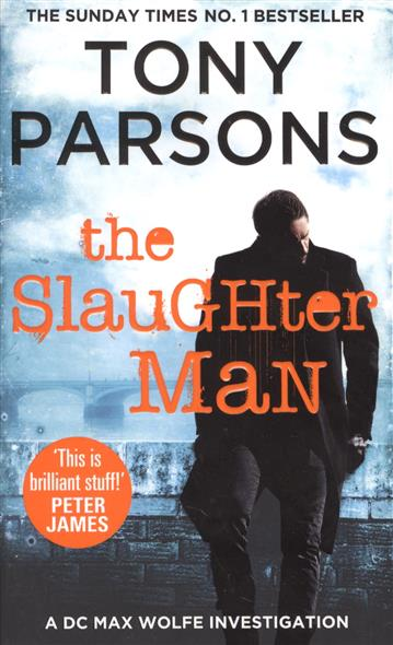 Parsons T. The Slaughter Man dkny parsons ny2366