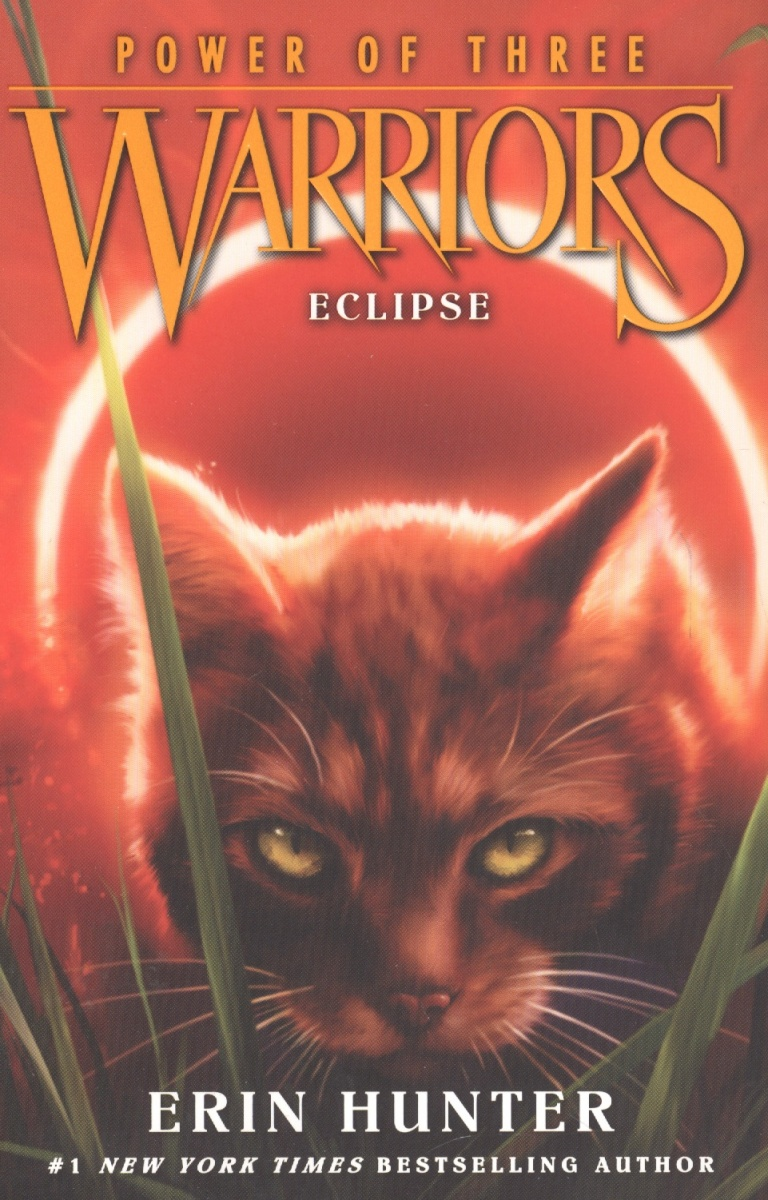 Hunter Е. Warriors: Power of Three #4: Eclipse hunter е warriors omen of the stars 4 sign of the moon