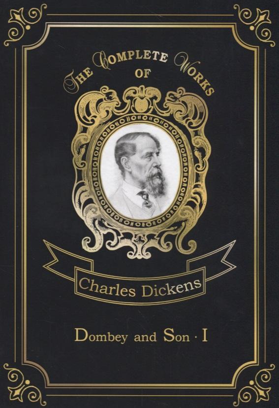 Dickens C. Dombey and Son I dickens c a christmas carol книга для чтения