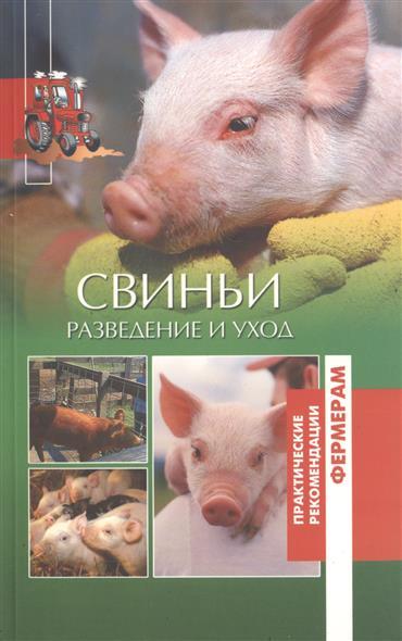 Свиньи. Разведение и уход