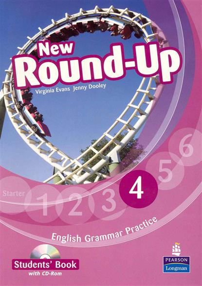 Evans V., Dooley J., Osipova M. Round-Up New English Grammar Practice 4 SBk dooley j evans v fairyland 2 activity book рабочая тетрадь