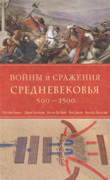 Войны и сражения Средневековья 500-1500 гг