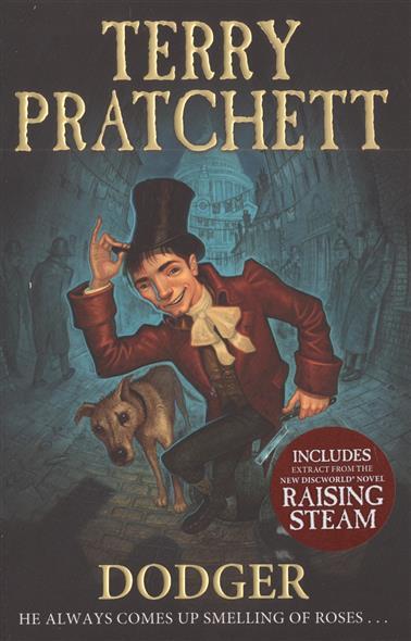 Pratchett T. Dodger pratchett t a slip of the keyboard