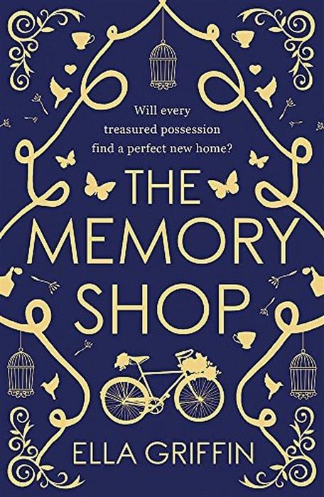 Griffin E. The Memory Shop griffin e the memory shop