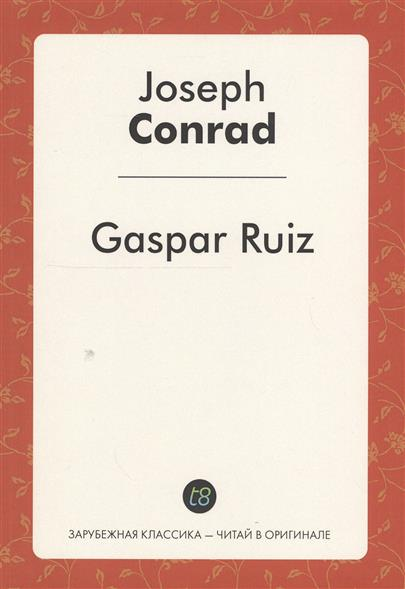 Conrad J. Gaspar Ruiz conrad j notes on my books