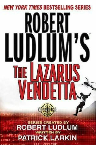 Ludlum R. Ludlum The Lazarus Vendetta robert ludlum s the bourne enigma