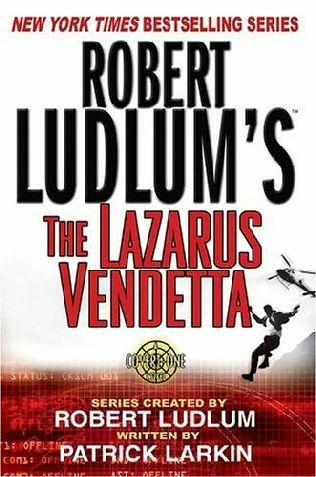 Ludlum R. Ludlum The Lazarus Vendetta robert ludlum the bourne identity идентификация борна isbn 978 5 9500281 6 8