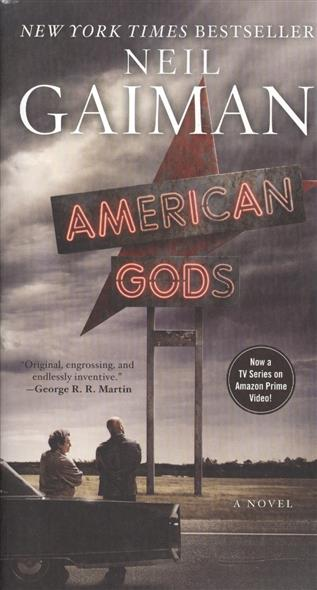 Gaiman N. American Gods [TV Tie-In] gaiman n neverwhere
