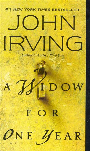 Irving J. A Widow for One Year irving j until i find you