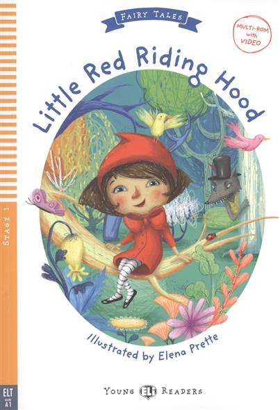 Suett L. (adapt.) Little Red Riding Hood. Stage 1 rdr cd [green a1 ] little red riding hood