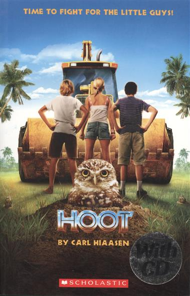 Bloese J. Hoot by Carl Hiaasen. Level 2 (+СD) bloese j robin hood the taxman starter level сd