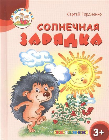 Гордиенко С. Солнечная зарядка гордиенко с мишка путешественник 2