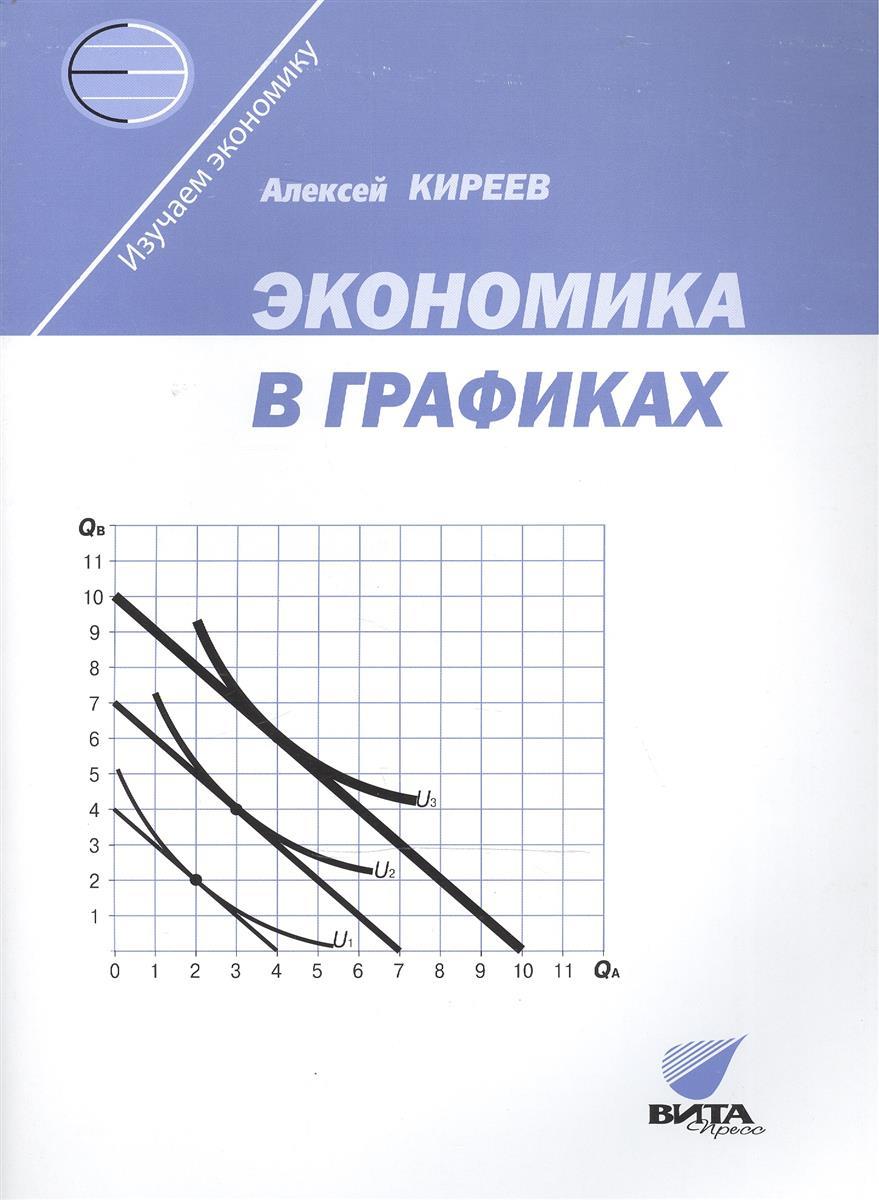 Экономика в графиках: Учебное пособие для 10-11 классов общеобразовательных учреждений
